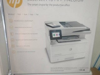 Imprimante hp laserjet m428 fdw multifonction noir blanc